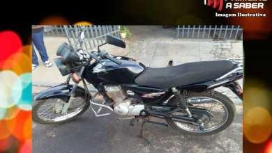 Photo of Motocicleta é furtada no Centro