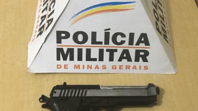 Photo of Arma de fogo é apreendida em São Geraldo