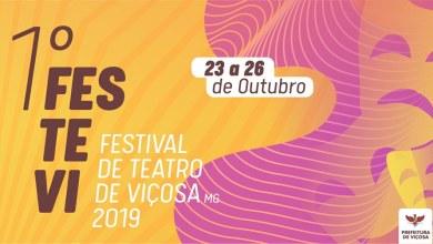 Foto de Departamento de Cultura promove 1º Festival de Teatro de Viçosa