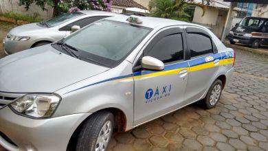 Photo of Táxi roubado em Viçosa é encontrado incendiado em São Geraldo