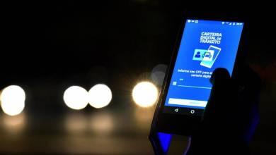 Foto de Carteira Digital de Trânsito vai alertar motorista sobre multas pelo celular