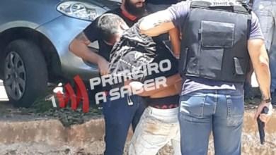 Photo of Homem é preso após tentar roubar malote próximo ao Bradesco
