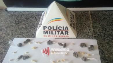 Photo of Polícia apreende droga escondida em terreno baldio no Bom Jesus