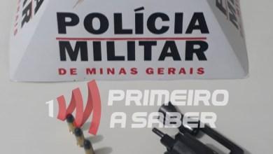 Photo of Homem é preso com arma e munições na rodovia que liga Canaã a Araponga