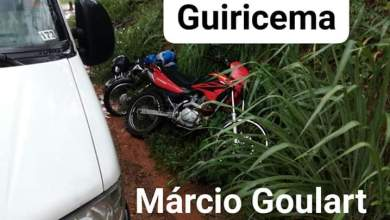 Photo of Grave acidente deixa dois feridos na estrada que liga a Guiricema