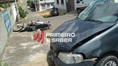 Photo of Acidente deixa ferido em Visconde do Rio Branco