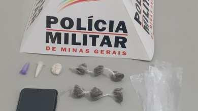 Photo of Adolescente é apreendido com drogas em Ervália