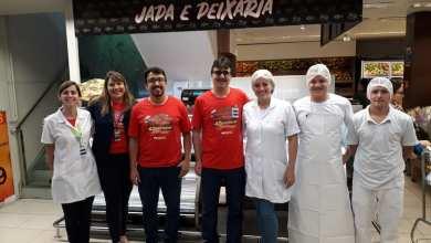 Photo of O supermercado Escola inaugura peixaria e japa