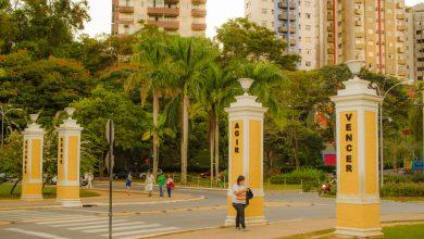 Photo of Gramado das quatro pilastras recebe atividades de dança nesta segunda