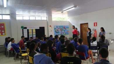 Photo of 'Viçosa de Voluntários' tem semana de atividades em escola de Cachoeirinha