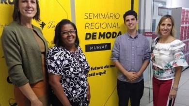 Photo of Vereadora participa do Seminário Regional de Moda em Muriaé