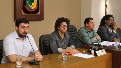Photo of Parlamentares recebem esclarecimentos do prefeito sobre o Plano Diretor