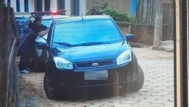Photo of Carro furtado em Viçosa é recuperado em Canaã