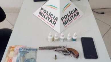 Photo of Polícia Rodoviária em blitz apreende drogas e arma de fogo com autor em Guaraciaba