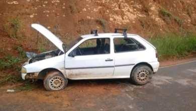 Photo of Condutor perde controle da direção e provoca acidente na rodovia que liga a Ponte Nova