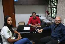 Photo of Presidente da Câmara e Polícia Civil realizam reunião para discutir divisão de tarefas na UAI
