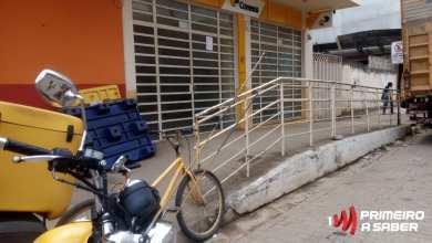 Foto de Agência dos Correios de Ervália é roubada mais uma vez