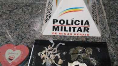 Photo of Polícia encontra drogas escondidas em monte de areia no João Mariano