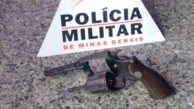 Photo of Dois homens são presos com arma e munições dentro de carro no Silvestre