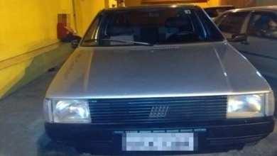 Photo of Carro furtado é localizado em Viçosa