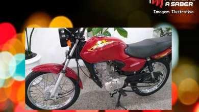 Photo of Motocicleta é roubada na zona rural de São Miguel do Anta