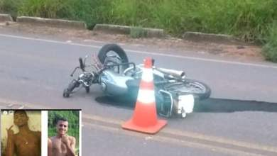 Photo of Pontenovenses morrem em acidente de motocicleta