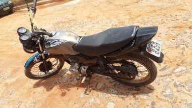 Photo of Após atropelamento, homem é preso com moto furtada em Canaã