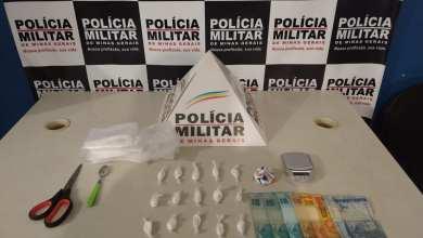 Photo of Polícia Militar prende traficante de drogas no bairro Bom Pastor em Ponte Nova