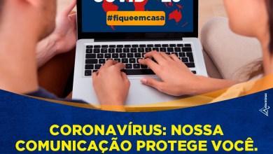 Photo of ʽCompartilhe verdade, pratique prevenção': imprensa de Viçosa se une no enfrentamento ao coronavírus