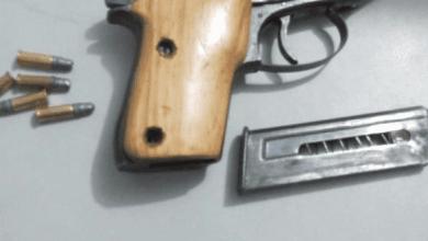 Photo of Homem é preso por posse ilegal de arma de fogo em Ubá