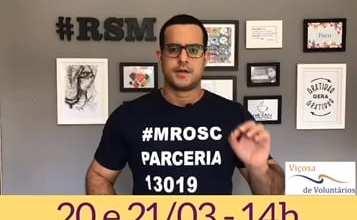 Photo of Viçosa de Voluntários realiza curso com MROSC para projetos sociais