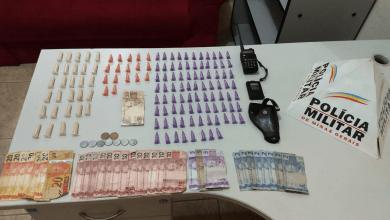 Photo of Homem é preso com drogas no Da Luz em Ubá