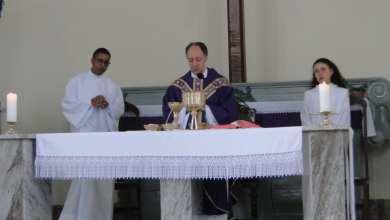 Photo of Padre Wantuil Gonzaga despede de São Miguel do Anta