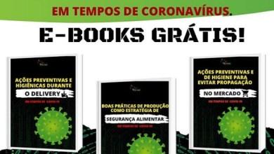 Photo of Empresa Júnior da UFV disponibiliza e-books gratuitos com orientações higiênicas para setor alimentício