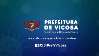 Photo of Prefeitura de Viçosa lança campanha de como se comportar nas ruas com a volta do comércio