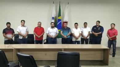 Photo of Prefeitos da microrregião de Viçosa se reúnem para discutir ações de enfrentamento ao coronavírus