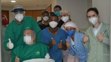 Photo of Idosos internados em hospital de Muriaé vencem a Covid-19 e recebem alta nesta segunda-feira