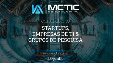 Photo of Ministério da Ciência e Tecnologia lança edital para projetos de grupos de pesquisa e startups