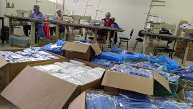 Photo of Prefeitura de Viçosa produz mais de 100 mil máscaras para população