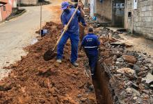 Photo of Obras de construção da adutora no Novo Silvestre entram na fase final