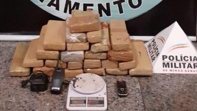 Photo of Dois homens são presos com 20 kg de maconha no Nova Viçosa