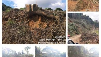 Photo of Prefeitura de Viçosa é autuada por participação em desmatamento na estrada que liga o Nova Viçosa ao Airões