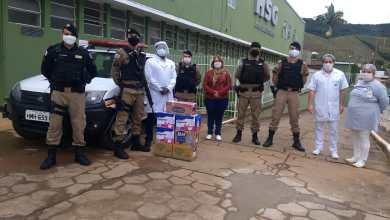 Photo of PM realiza a primeira etapa de entrega dos donativos em Ponte Nova e Guaraciaba