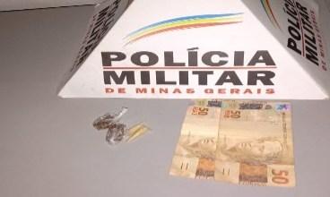 Photo of Homem é preso com drogas dentro de carro em Ubá