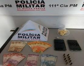 Photo of PM apreende droga e munições em Visconde do Rio Branco