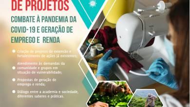 Foto de Pró-Reitoria de Extensão e Cultura da UFV abre chamada de R$350 mil para enfrentamento da pandemia e geração de emprego e renda
