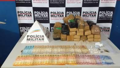 Photo of PM apreende grande quantidade de drogas em Ponte Nova