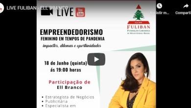 Photo of Fuliban faz live sobre empreendedorismo feminino com a viçosense Ell Branco
