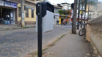 Photo of Mais lixeiras são instaladas em Viçosa