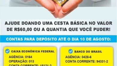 """Photo of Órgãos públicos de Viçosa realizam campanha """"Quarentena Solidária"""""""